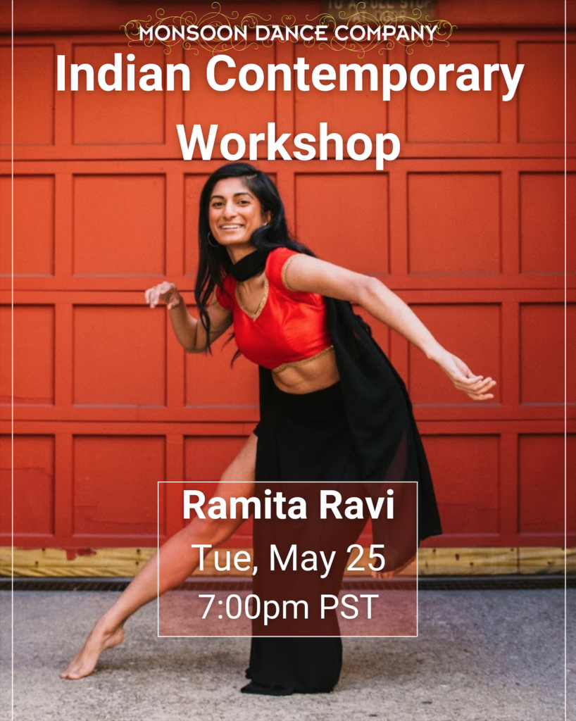 indian contemporary workshop